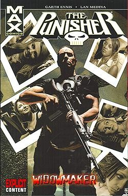 US: Punisher (MAX) Tpb Vol.08: Widowmaker