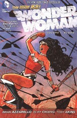 US: Wonder Woman (2011) Vol.1: Blood