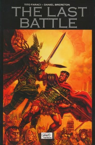 Last Battle (Ehapa, Br.)