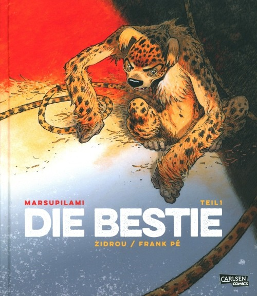 Marsupilami: Die Bestie - Teil 1