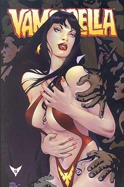 Vampirella 15 (Comic-Cover)