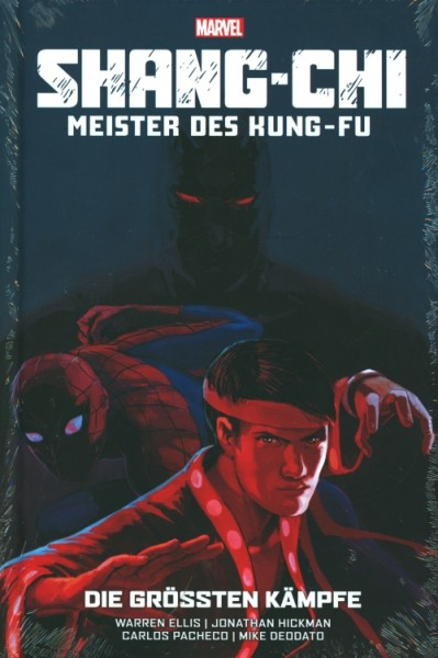Shang-Chi - Meister des Kung-Fu HC
