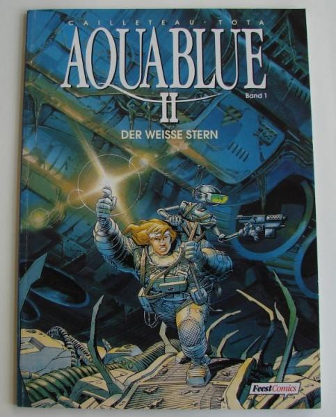 Aquablue II (Feest, Br.) Nr. 1-5 kpl. (Z1-2)