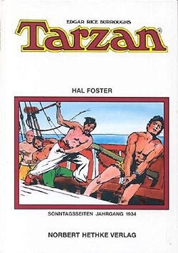 Tarzan Hardcover 1934