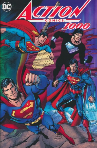 Superman Special : Action Comics 1.000 Variant Leipzig A
