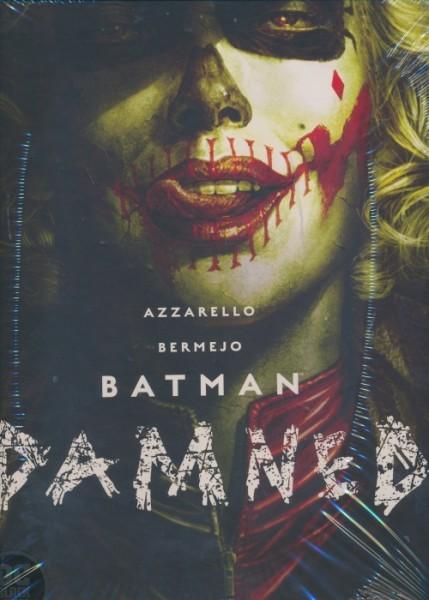 Batman: Damned (Panini, B.) Nr. 1-3 kpl. (Z1)