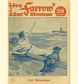 Jörn Farrow (Volksliteratur, Vorkrieg) Nr. 1-100
