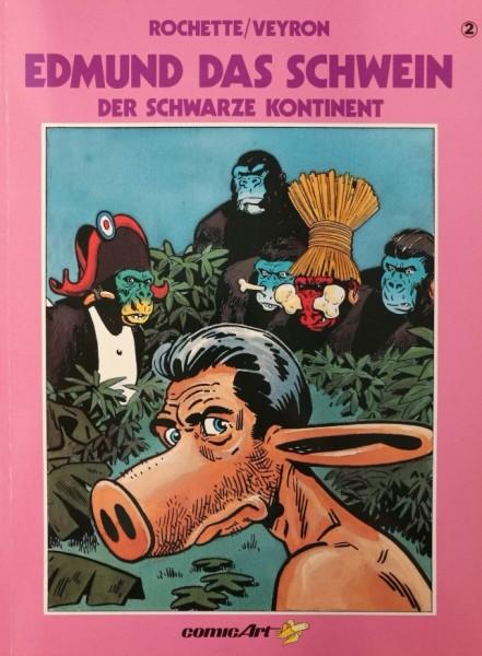 Edmund das Schwein (Carlsen, Br.) Nr. 1+2 kpl. (Z0-2)