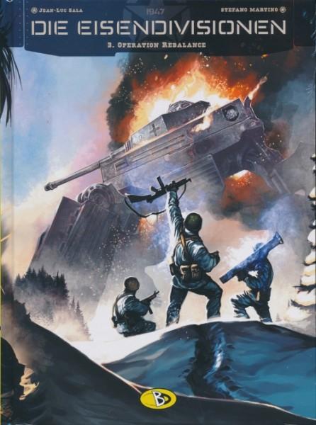 Die Eisendivisionen 03