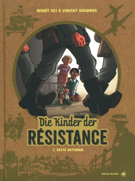 Die Kinder der Résistance 1