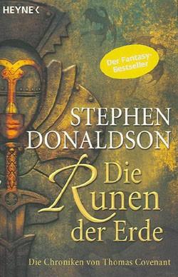 Donaldson, Stephen R. (Heyne, Tb.) Runen der Erde (neu)