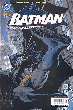 Batman: Die Neuen Abenteuer (Panini, Gb.) Nr. 1-6 kpl. (Z1-2)