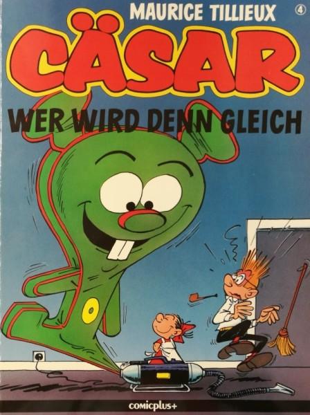 Cäsar (Comicplus, Br.) Nr. 1-4 kpl. (Z1)
