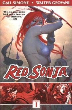 Red Sonja (2013) Vol.1 Queen of Plagues SC