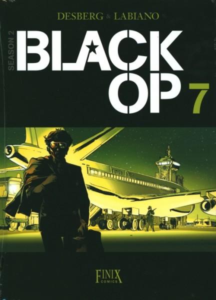 Black Op (Finix, B.) Nr. 7