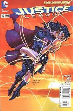 US: Justice League (2011) 12
