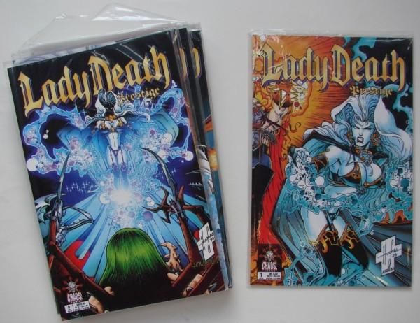 Lady Death Prestige (Chaos!, Br.) Nr. 1-13 kpl. (Z1)