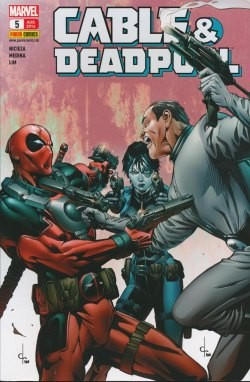 Cable und Deadpool 05
