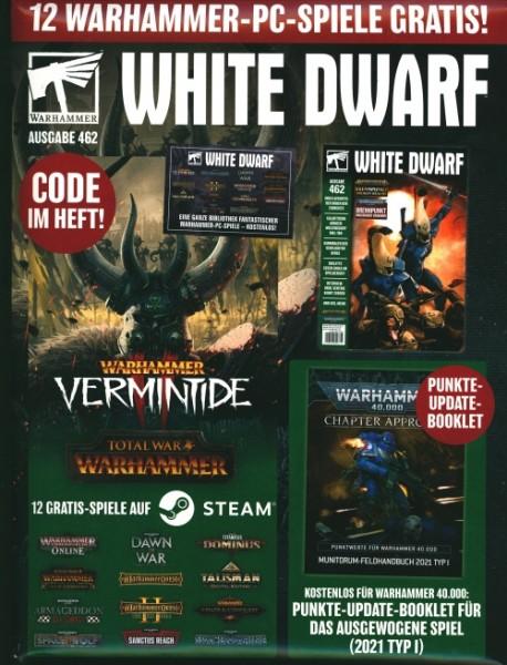 White Dwarf 2021 Nr. 462