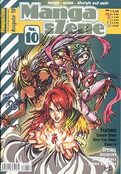 Manga Szene 10
