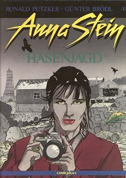Anna Stein (Comicplus, B.) Nr. 1-3