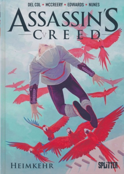 Assassin's Creed Buch 3