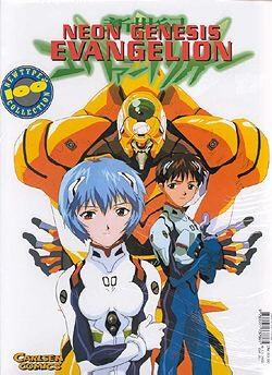 Neon Genesis Evangelion Artbook 1