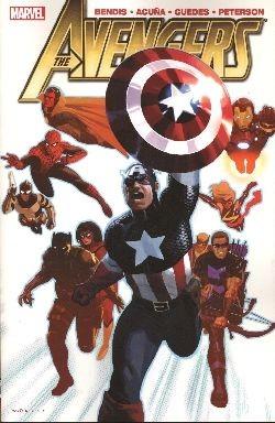 US: Avengers by B. M. Bendis Vol.3