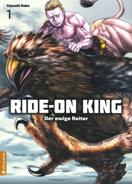 Ride on King 1