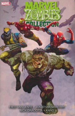 Marvel Zombies Collection 3 SC
