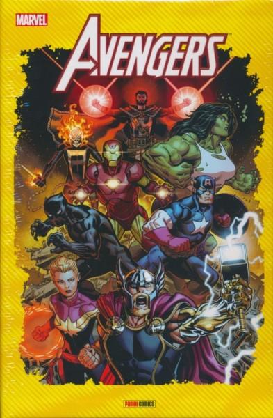 Avengers Sammelschuber 2