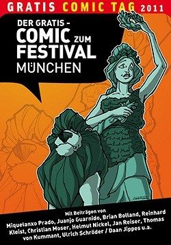 Gratis Comic Tag 2011: Der Comic zum Festival München