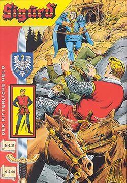 Sigurd 34 (Fachhandelsausgabe)