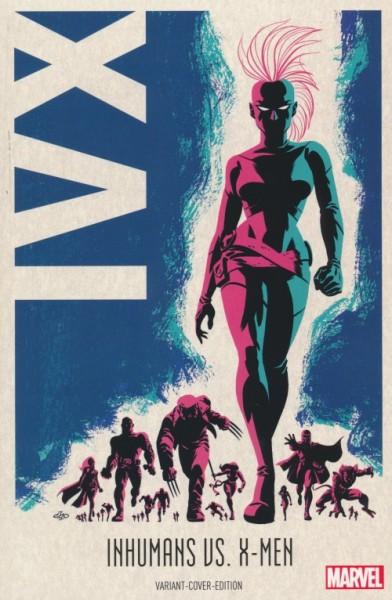 Inhumans vs. X-Men 1 Variant