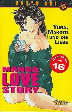 Manga Love Story 13