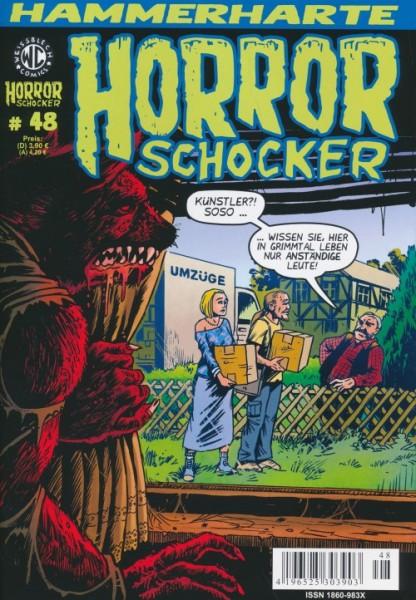 Horror Schocker 48
