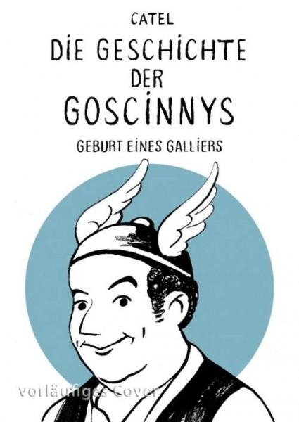 Die Geschichte der Goscinnys – Geburt eines Galliers (04/20)