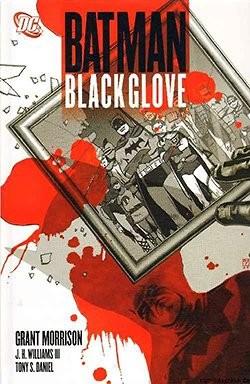 Batman: Black Glove (Panini, B.) Hardcover