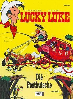 Lucky Luke (Delta, Br.) Nr. 15-97