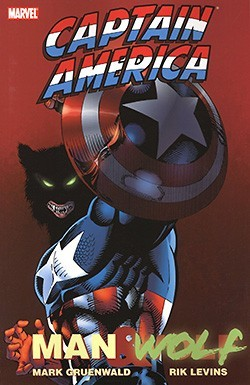 US: Captain America: Man and Wolf