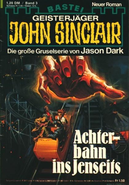 John Sinclair (Bastei) 1. Auflage Nr. 1-84