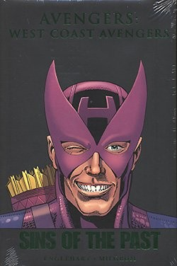 US: Avengers: West Coast Avengers Sins o/t Past HC