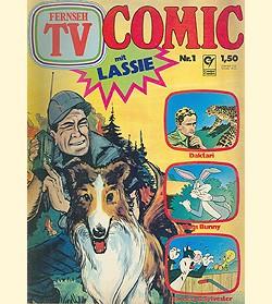 Fernseh Tele Comic (Condor, GbÜ.) Nr. 1-17