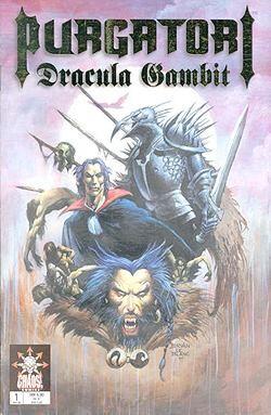 Purgatori Dracula Gambit Sketchbook