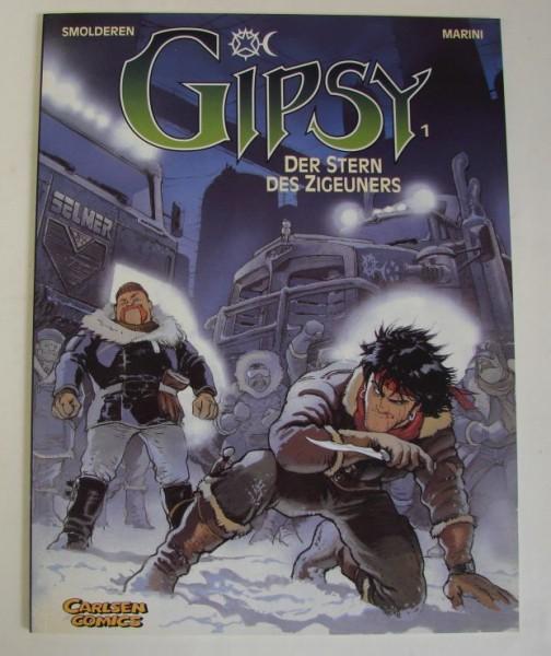 Gipsy (Carlsen, Br.) Nr. 1-6 kpl. (Z0-2)