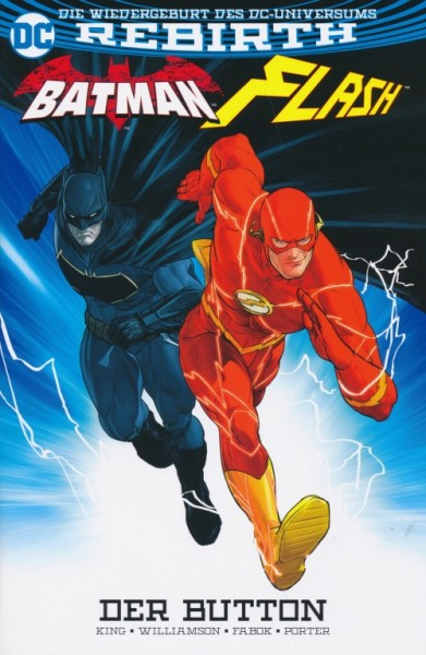 Batman/Flash: Der Button SC