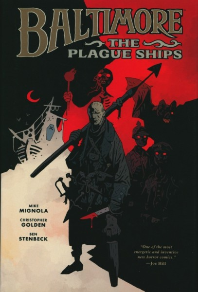 Baltimore - Vol.1 The Plague Ships HC