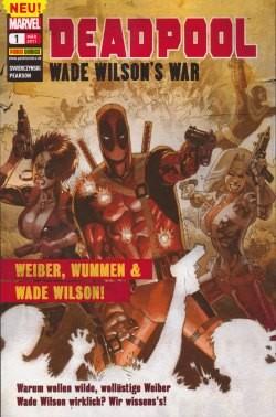 Deadpool Sonderband 1: Weiber, Wummen...