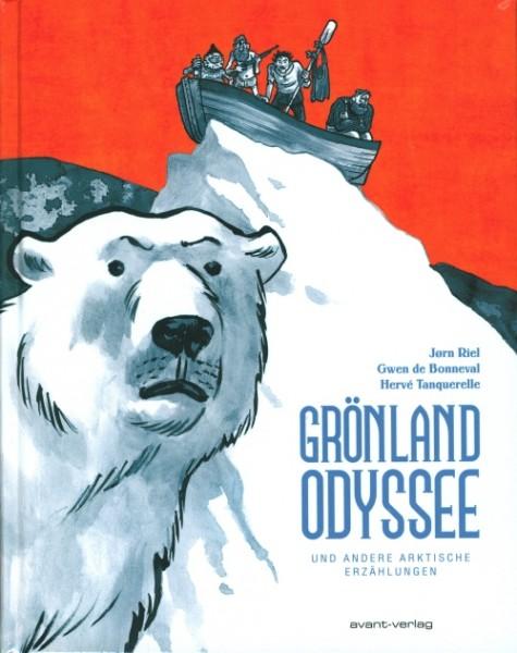 Grönland Odyssee