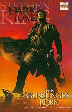 Dark Tower Gunslinger Born 3rd Printing Variant
